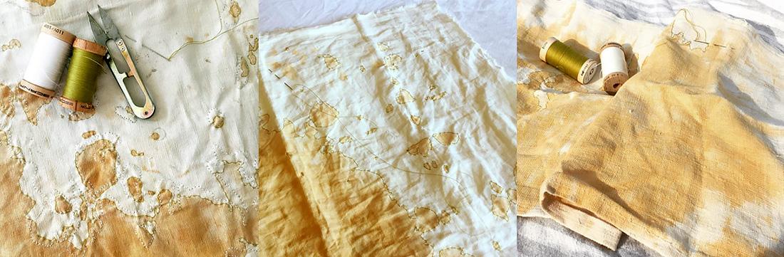 rust textiles