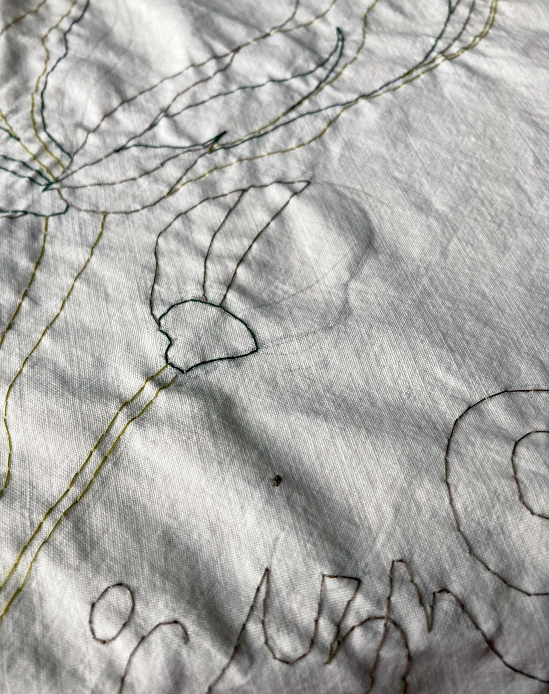 embroidery art rome